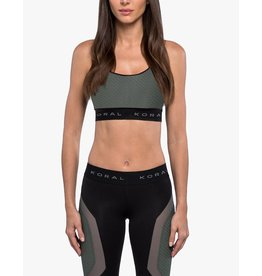 KORAL SWEEPER NETZ SPORTS BRA