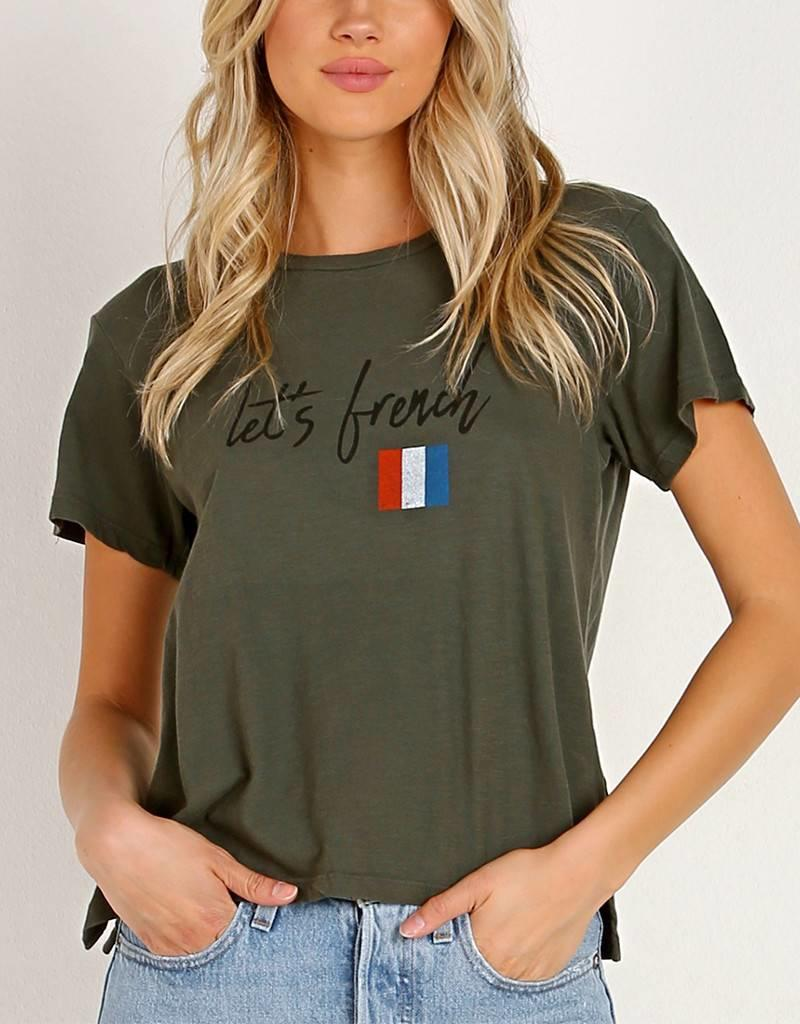 LNA LETS FRENCH TEE