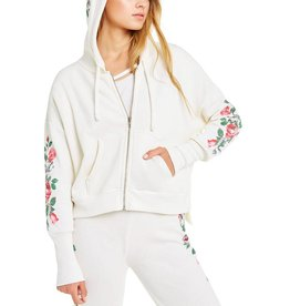 WILDFOX ROSY STEMS THEO HOODIE
