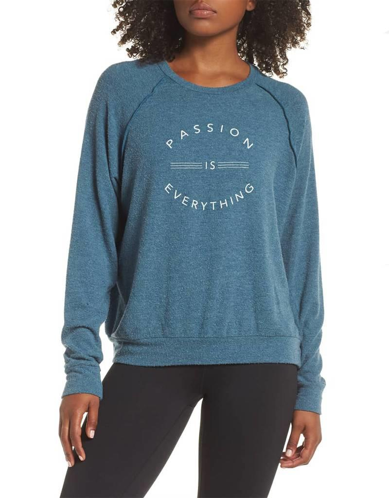 GOOD HYOUMAN PASSION IS EVERYTHING SWEATSHIRT