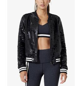 VIMMIA SEQUIN BOMBER JACKET