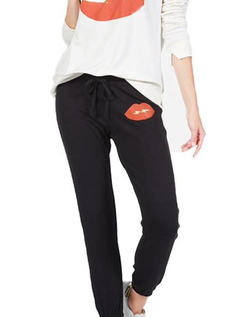 LAUREN MOSHI EVELYN LIGHTENING LIP SWEAT PANT