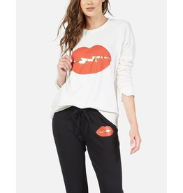 LAUREN MOSHI ADELE LIGHTENING LIP PULLOVER