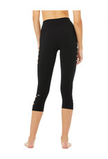 AlO HIGH-WAIST SLICE CAPRI