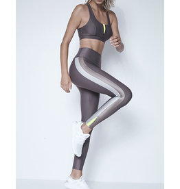 LANSTON LUKE ZIP SIDE LEGGING