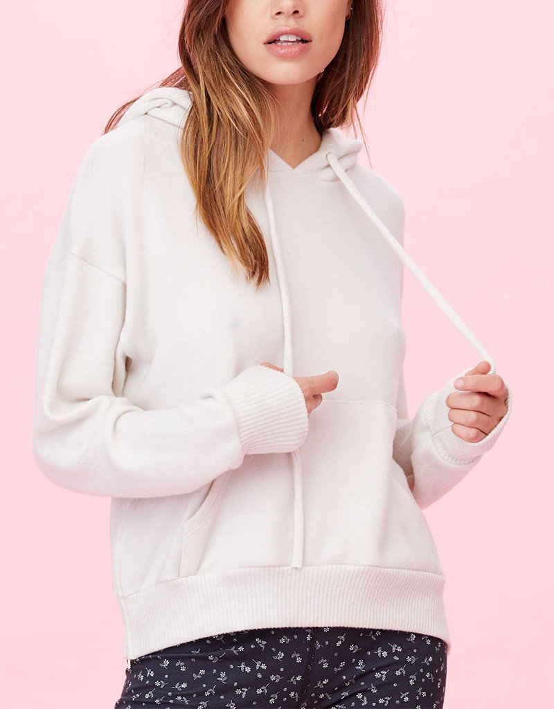 LNA BRUSHED BY YOUR SIDE HOODIE