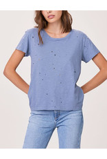LNA WYATT DISTRESSED CREW NECK