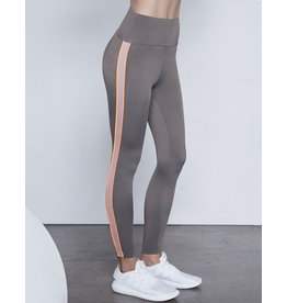 LANSTON LORENZO SIDE PIPED LEGGING