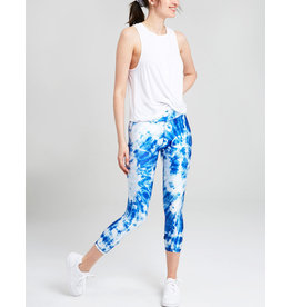 TEREZ SKY'S THE LIMIT TALL BAND CAPRI LEGGING