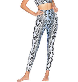 BEACH RIOT BLUE SNAKE LEGGING