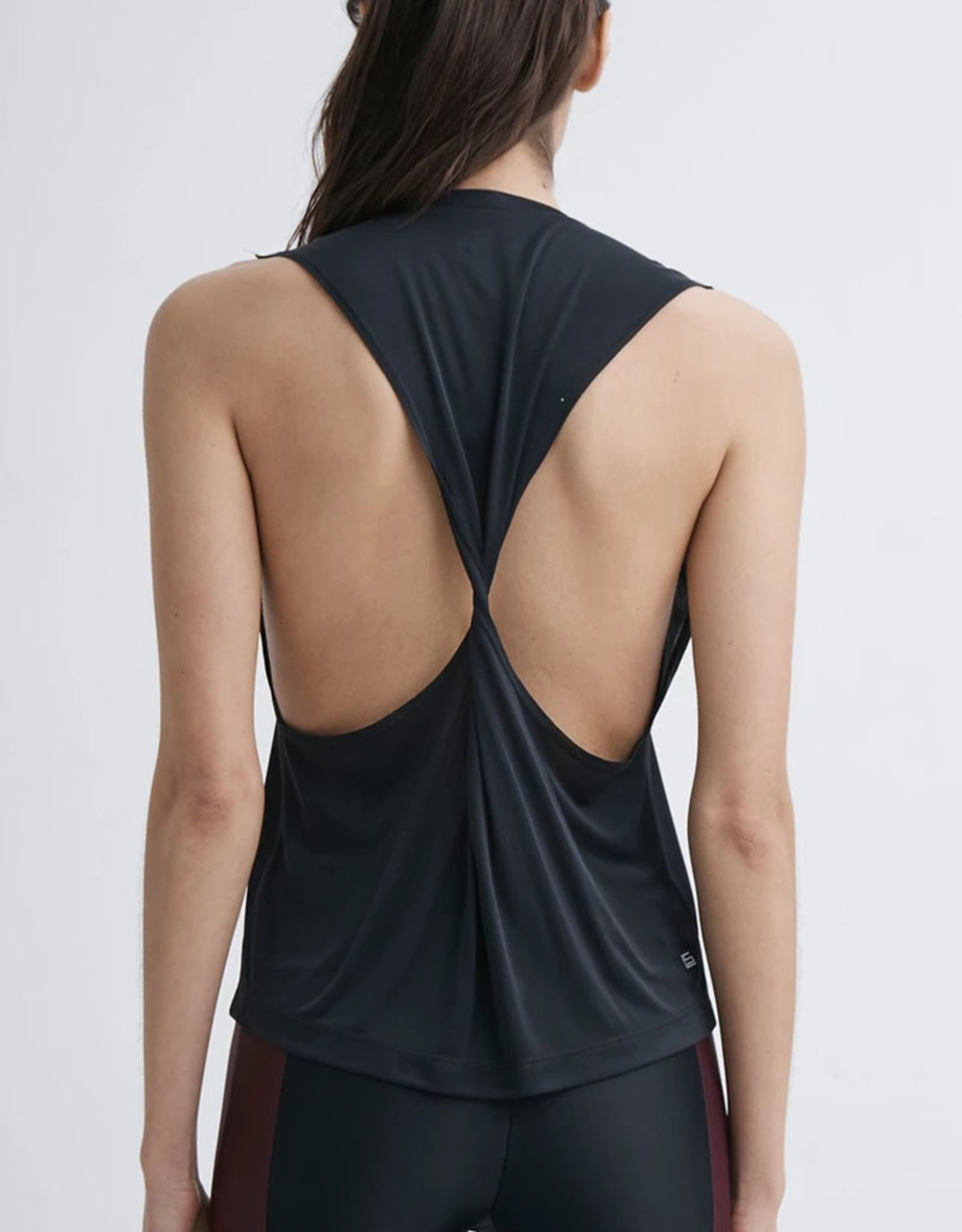 LANSTON MOTIVATE TWIST BACK TANK