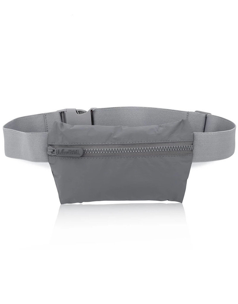 HI LOVE TRAVEL INVISIBLE PACK-COOL GREY II