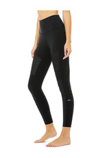 AlO 7/8 HIGH WAIST MOTO LEGGING