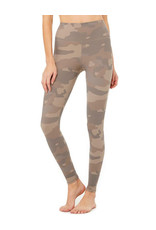 AlO HIGH WAIST CAMO VAPOR LEGGING