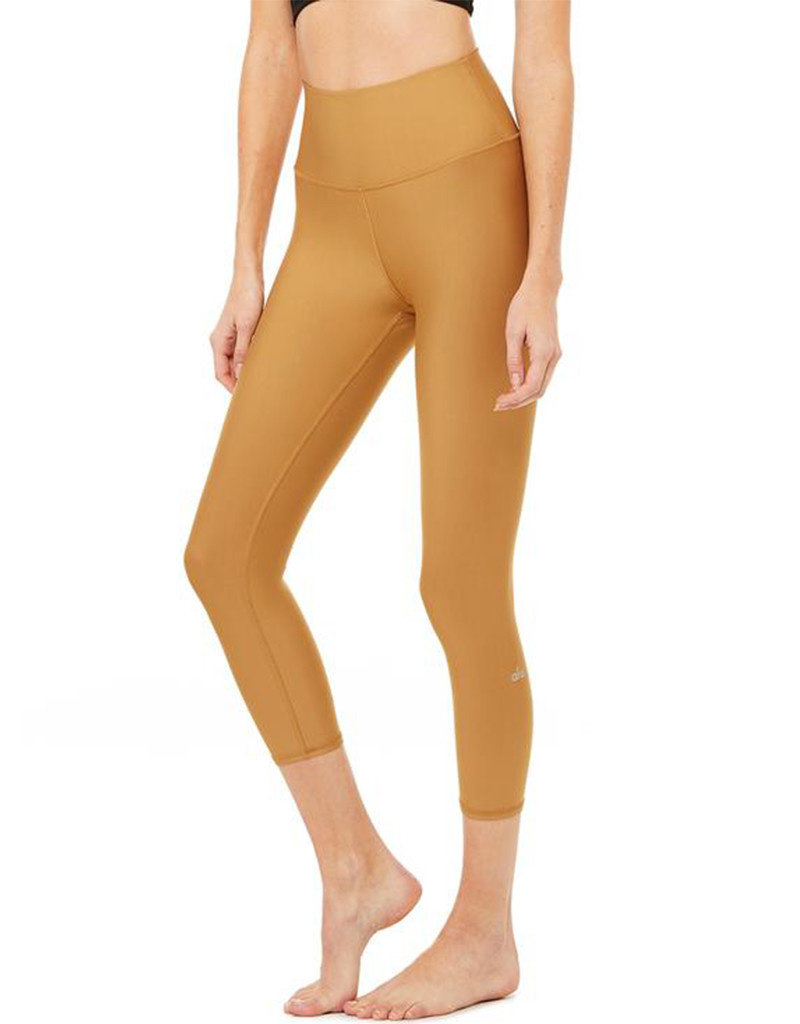 AlO HIGH WAIST AIRLIFT CAPRI