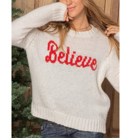 WOODEN SHIPS BELIEVE PULLOVER