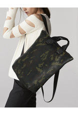 AMPERSAND AS APOSTROPHE CAMO BACKPACK