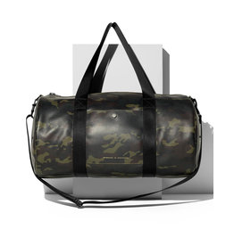 AMPERSAND AS APOSTROPHE O.G. DUFFLE / GREEN CAMO