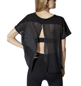 VIMMIA SOOTHE DRIFT ZIP BACK TEE