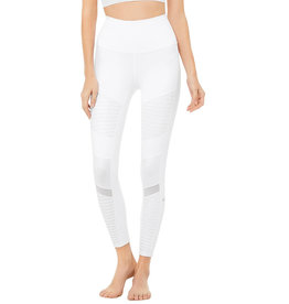 AlO 7/8 HIGH-WAIST MOTO LEGGING