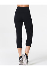 NUX MESH UP CROP LEGGING