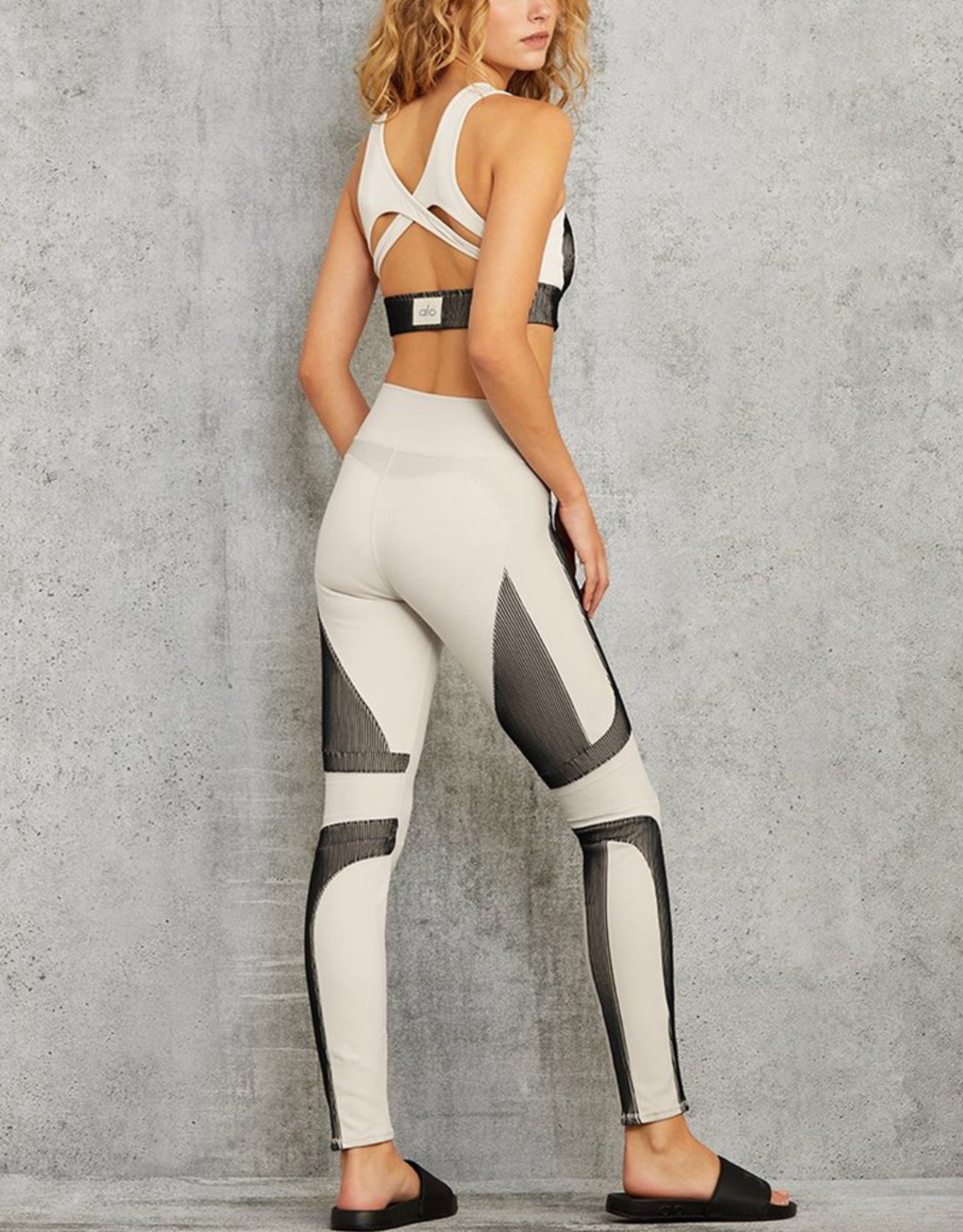 AlO HIGH WAIST ELECTRIC LEGGING