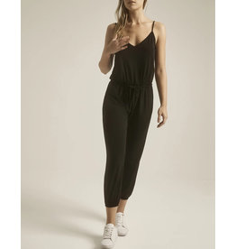LANSTON RUCHED BACK JUMPSUIT