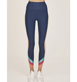 LANSTON CAPTIVATE PANELED LEGGING