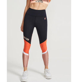 PE NATION BLOCK PASS LEGGING