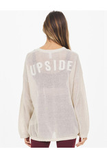 THE UPSIDE YELENA SWEATER