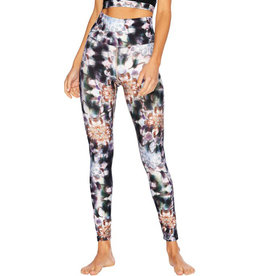 BEACH RIOT PIPER LEGGING WATERCOLOR TIE DYE