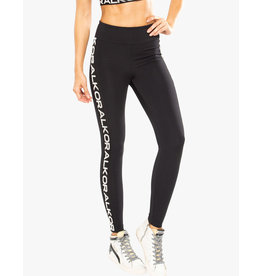 KORAL DYNAMIC DUO BLACKOUT LEGGING