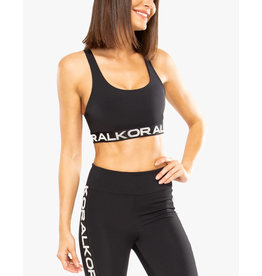 KORAL CROWN BLACKOUT SPORTS BRA