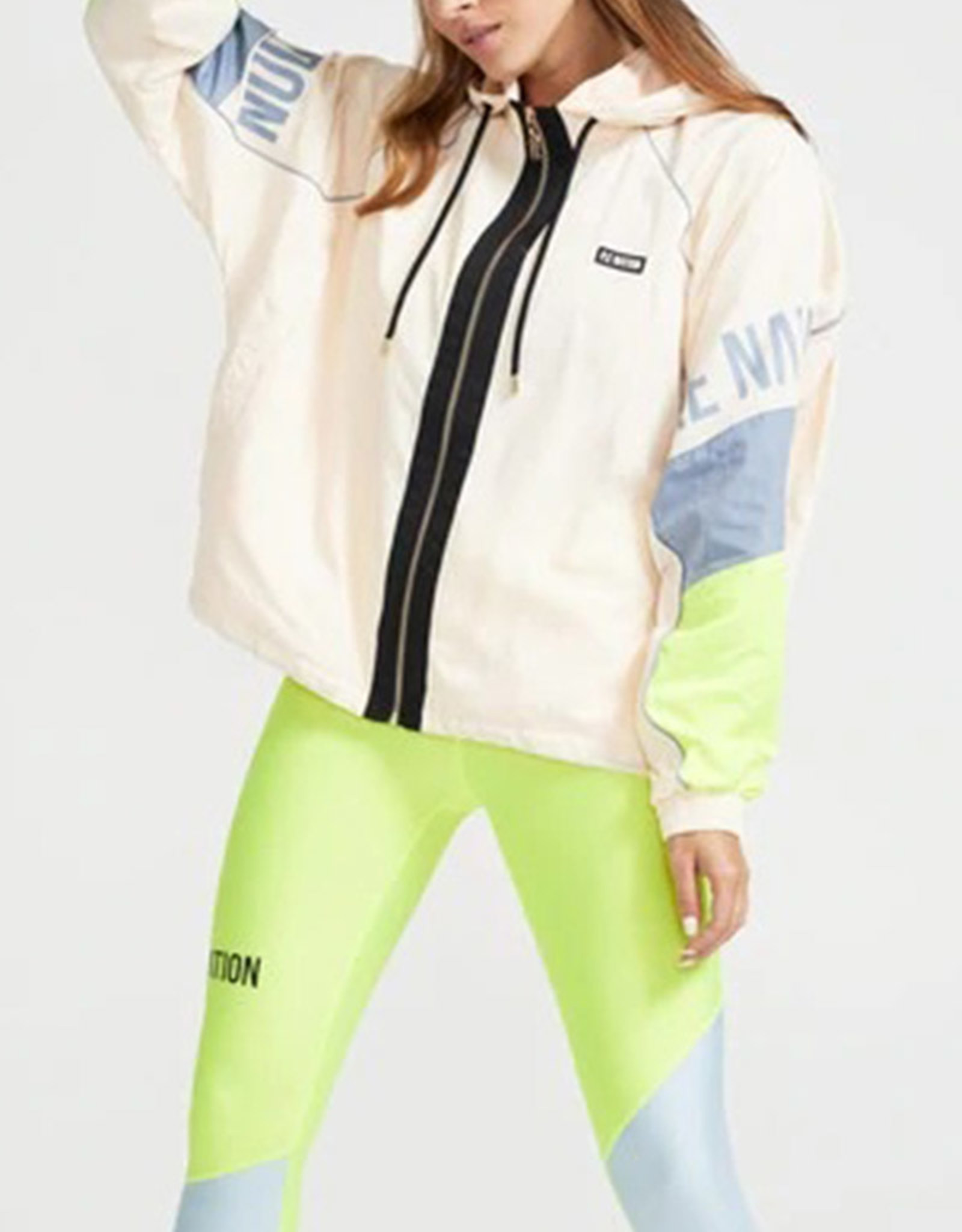PE NATION FIRST POSITION JACKET