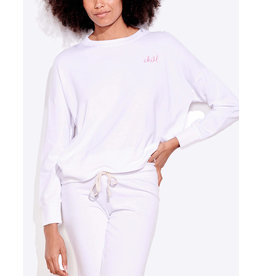 SUNDRY CHILL OVERSIZED SWEATSHIRT