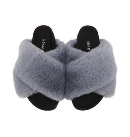 ROAM CLOUD ICY BLUE SLIPPERS