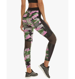 KORAL EMBLEM HIGH RISE CROPPED LEGGING-BANDANA TROOP