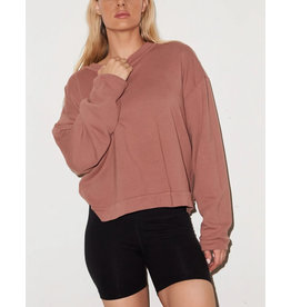LNA CROPPED SWEATSHIRT