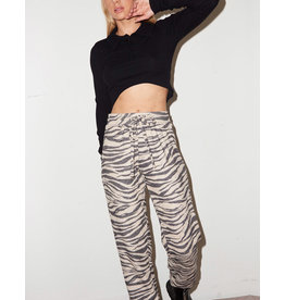 LNA BRUSHED RIB PANT