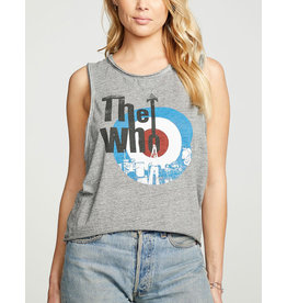 CHASER THE WHO - TARGET LOGO