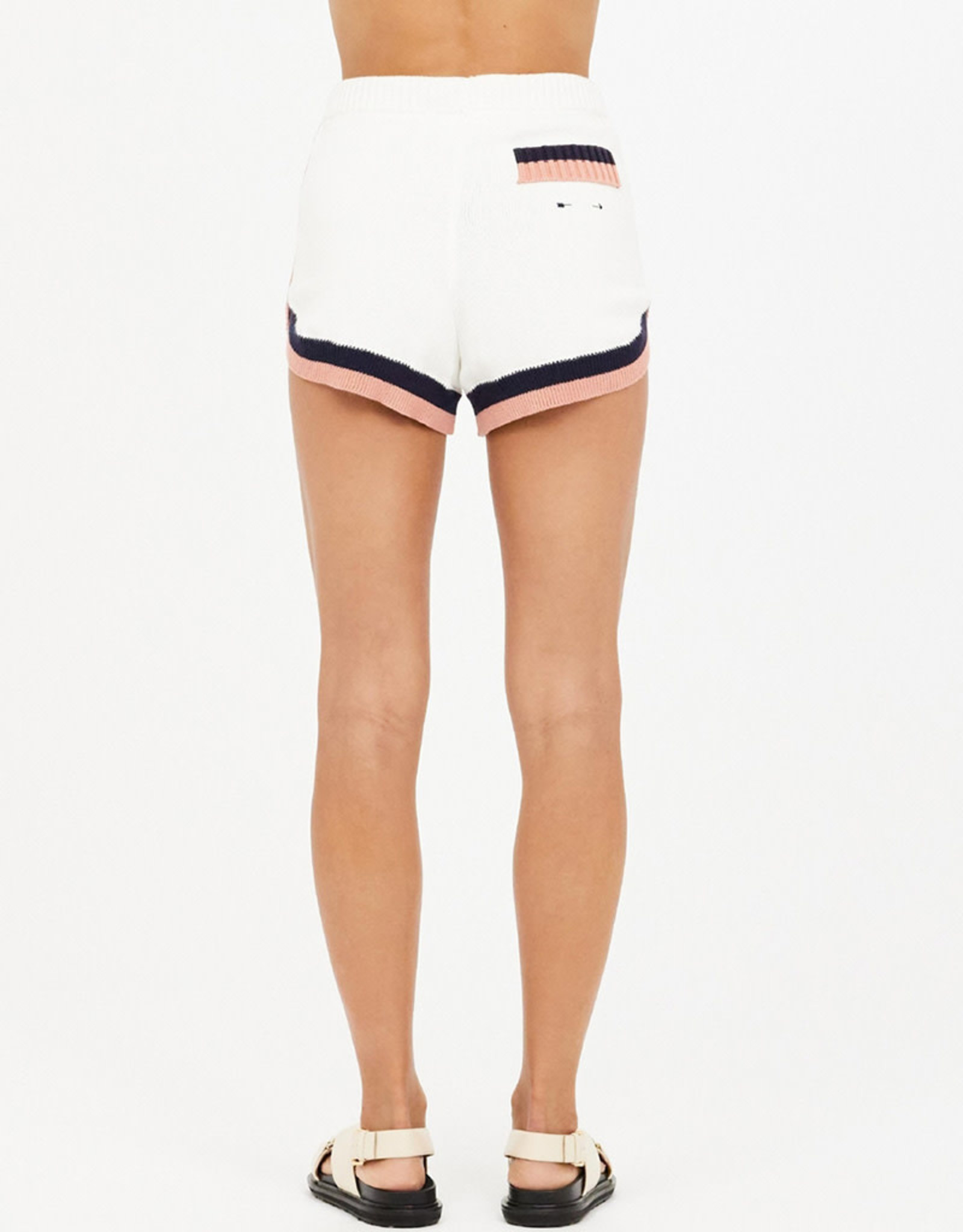 THE UPSIDE BOO KNIT  SHORT