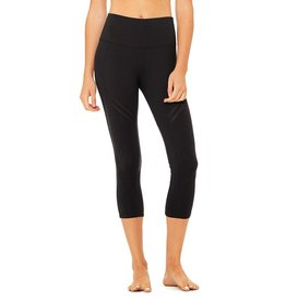 AlO HIGH-WAIST COSMIC CAPRI LEGGING