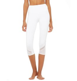 AlO HIGH-WAIST ELEVATE CAPRI LEGGING