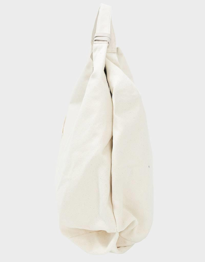 PEACE LOVE WORLD SLOUCHY TOTE