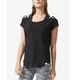 VIMMIA PACIFIC PINKTUCK CRISS CROSS TOP