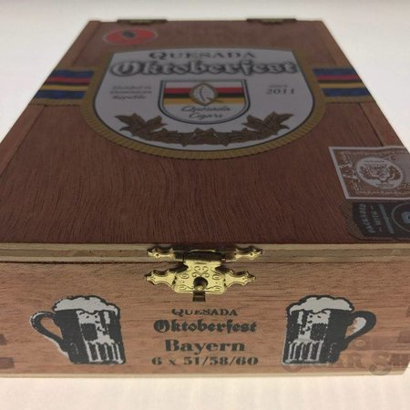 Quesada Quesada Oktoberfest 2017 Bayern Box of 10
