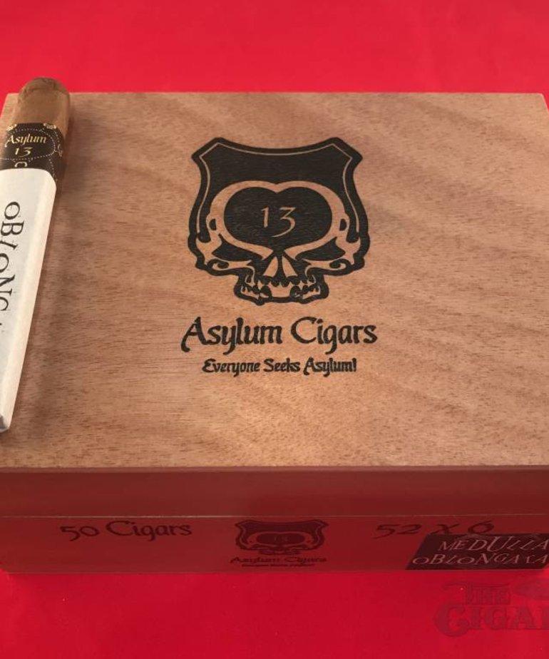 Asylum 13 Asylum 13 Oblongata Box-Pressed Connecticut 52x6
