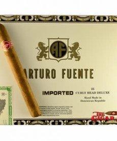 Arturo Fuente Arturo Fuente Curly Head Deluxe Natural 6 3/8x44