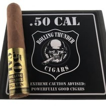 50 Caliber Connecticut Shade Robusto