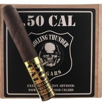 50 Caliber Double Maduro Robusto